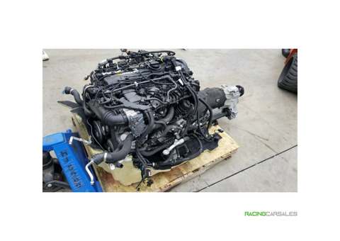 BMW 3.0L TURBO ENGINE MOTOR TRANSMISSION BMW X7